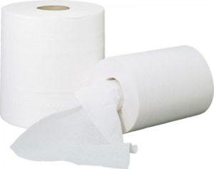 Zastosowanie ręczników papierowych