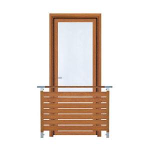 Wielofunkcyjna i estetycznie wykonana barierka okienna to podstawa bezpieczeństwa