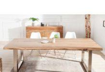 Na co zwrócić uwagę przy wyborze stołu do jadalni?