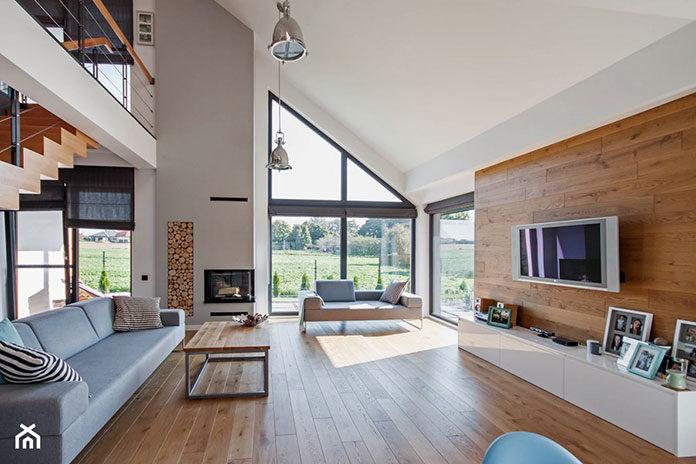 Jak efektownie ozdobić ściany mieszkania w skandynawskim stylu