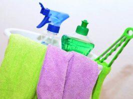Nowoczesne wyposażenie do firmy sprzątającej