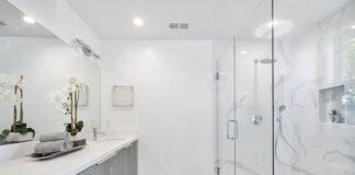 Płytki podłogowe do łazienek designerskich